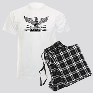 Roman Eagle 2 Basic Blk Pajamas