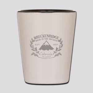 Breckenridge Rustic Shot Glass