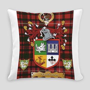 Scottish Surname MacKinnon Everyday Pillow