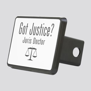Got Justice? - Juris Doctor Hitch Cover