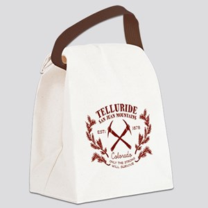 Telluride Survive Canvas Lunch Bag