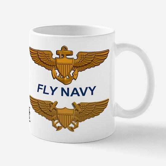 F-4 Phantom Ii Vf-96 Fighting Falcons Mug Mugs