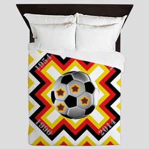 World Cup 2014/ WM 2014 Queen Duvet