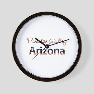 Custom Arizona Wall Clock