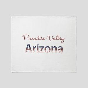 Custom Arizona Throw Blanket