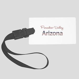 Custom Arizona Large Luggage Tag