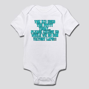 Potty Training Infant Bodysuit