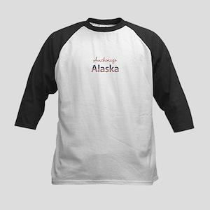 Custom Alaska Kids Baseball Jersey
