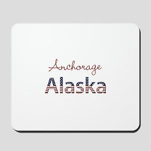 Custom Alaska Mousepad
