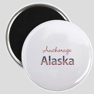 Custom Alaska Magnet