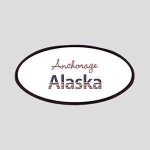 Custom Alaska Patches