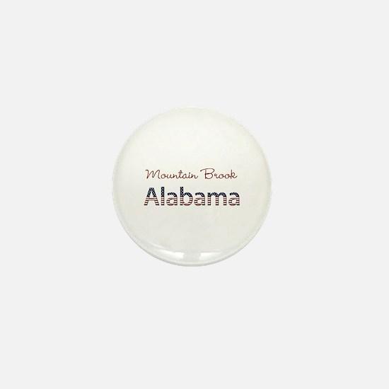 Custom Alabama Mini Button