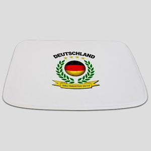 Deutschland Weltmeister 2014 Bathmat