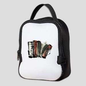 accordion Neoprene Lunch Bag
