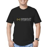 Songstuff Logo and Tag Line T-Shirt