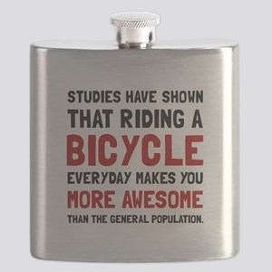 Bicycle More Awesome Flask