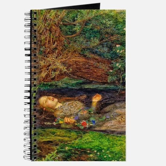 Millais: Drowning Ophelia Journal