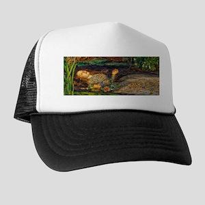 Millais: Drowning Ophelia Trucker Hat
