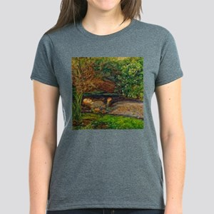 Millais: Drowning Ophelia Women's Dark T-Shirt
