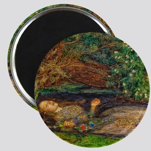 Millais: Drowning Ophelia Magnet