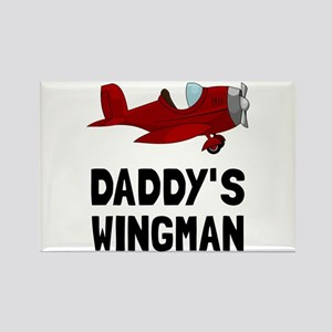 Daddys Wingman Magnets