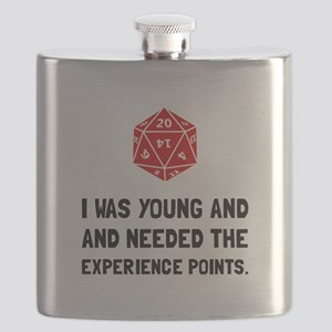 Experience Points Flask