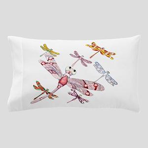 Dragonflies Pillow Case