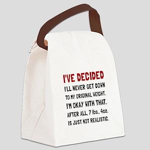 Original Weight Canvas Lunch Bag