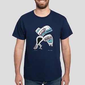 White Raven Dark T-Shirt