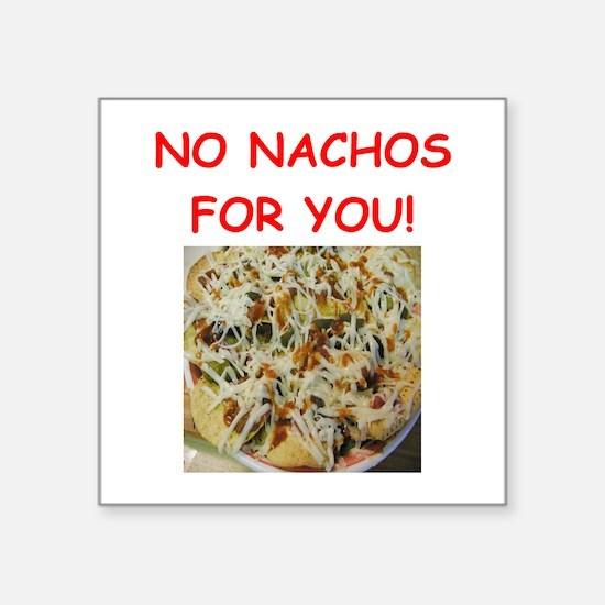 nachos Sticker