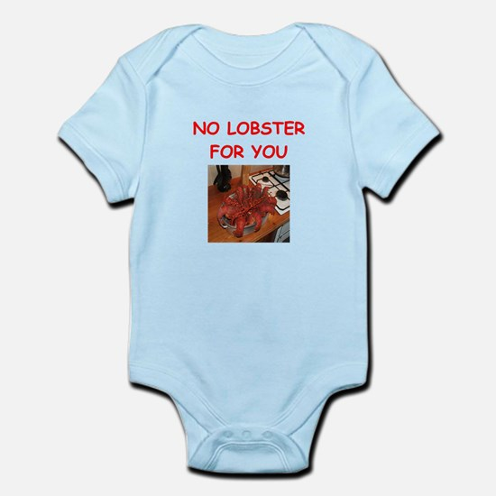 lobster Body Suit