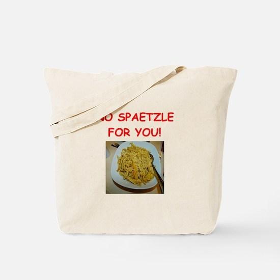 spaetzle Tote Bag