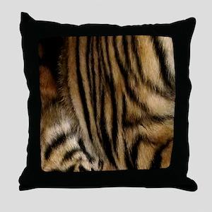 Tiger 03 Throw Pillow