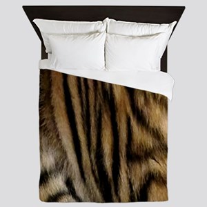 Tiger 03 Queen Duvet