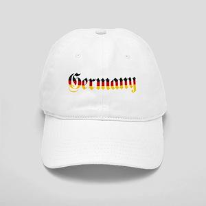 Germany in Flag Colors Baseball Cap