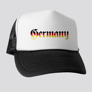 Germany in Flag Colors Trucker Hat