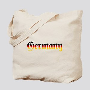 Germany in Flag Colors Tote Bag