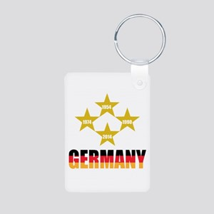 Germany Soccer Keychains