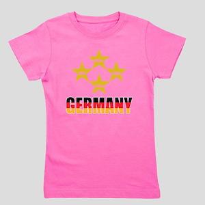 Germany Soccer Girl's Tee