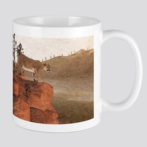 Concentration - Cougar Mugs