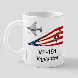 F-4 Phantom Vf-151 Vigilantes Mug Mugs