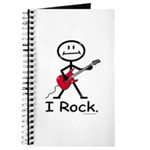 I Rock Stick Figure Journal