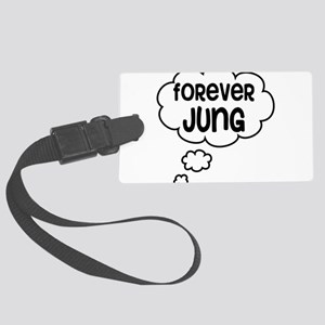 forever jung Luggage Tag