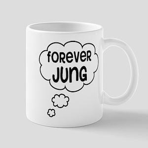 forever jung Mugs