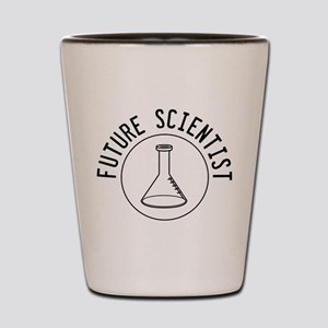 Future scientist Shot Glass
