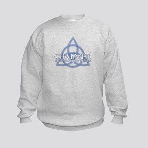 Charmed Trinity Power of Three Kids Sweatshirt