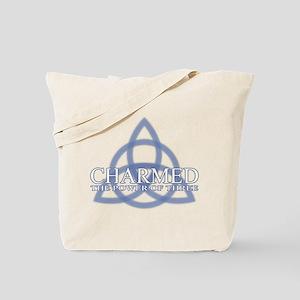 Charmed Trinity Power of Three Tote Bag