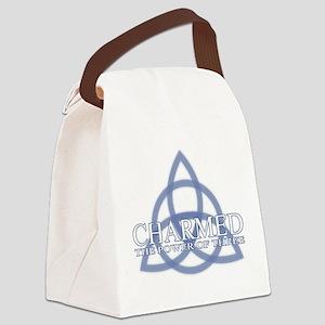 Charmed Trinity Power of Three Canvas Lunch Bag