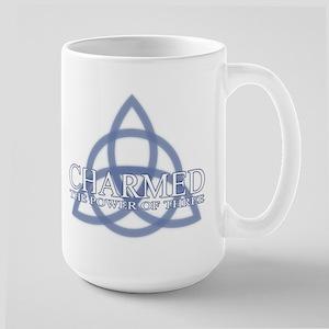 Charmed Trinity Power of Three Large Mug