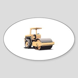 Asphalt Paving Machine Equipment Sticker
